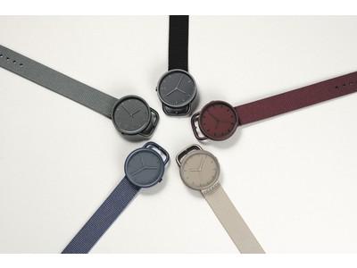 """京都エリア限定開催!デザインオフィスnendoの腕時計""""10:10 BY NENDO""""のノベルティフェアがTiCTAC京都CUBE店でスタートします。"""
