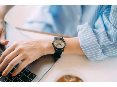 海洋プラスチックから生まれた腕時計TIME FOR OCEANSの新作発売に伴い、北欧スウェーデンのウォッチブランドTRIWAがノベルティキャンペーンを実施します。