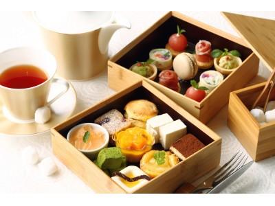 【リーガロイヤルホテル京都】夏のフルーツをあしらった可愛いスイーツがいっぱい!「サマーアフタヌーンティーセット」