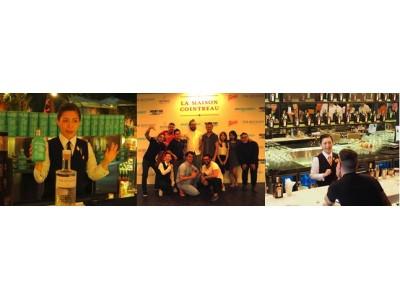 【リーガロイヤルホテル(大阪)】日本代表 女性バーテンダー 池上 祐子がバーテンダー・コンペティション アジア大会で総合準優勝!