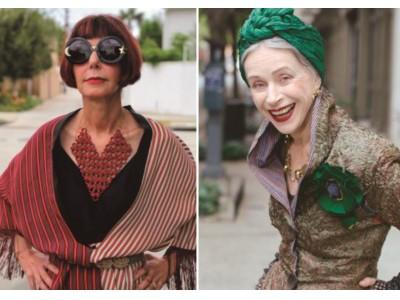 【リーガロイヤルホテル(大阪)】「Advanced Style 世界のマダム おしゃれスナップ展」60~100歳代の、人生をポジティブに生きるおしゃれマダムの写真 約120点を展示