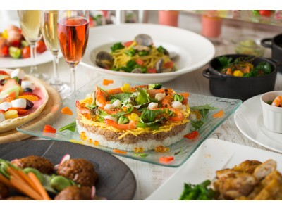 【リーガロイヤルホテル広島】レストランで「春のお祝いフェア」&『25周年記念特別メニュー』を販売!