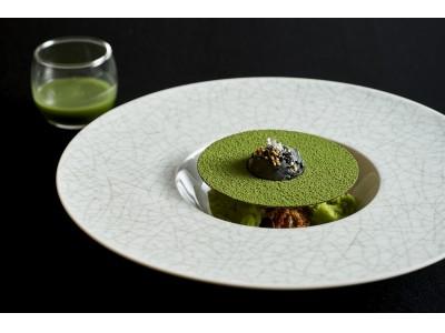 【リーガロイヤルホテル小倉】甘くてコクのある豊かなうま味「福岡が誇る 八女抹茶フェア」