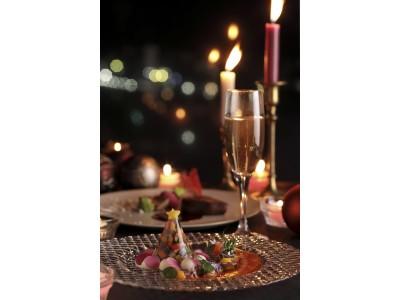【リーガロイヤルホテル京都】京都で唯一の回転展望レストラン「フレンチダイニング トップ オブ キョウト」『クリスマスディナー』販売