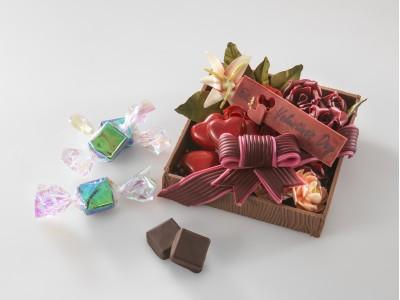 【リーガロイヤルホテル(大阪)】フルール・ダムール ~「ショコラブティック レクラ」バレンタイン商品~