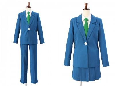 ACOS(アコス)より「名探偵コナン」帝丹高校制服のなりきり衣装が発売決定