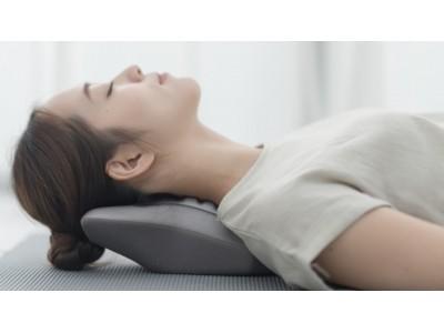 効きすぎるから15分以上の使用はNG!肩・首・後頭部のガッチガチな凝りを指圧マッサージ&血行改善