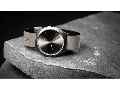 \オーストリアと日本のみ/森を生み出すサステナブルな腕時計『ANICON』が数量限定で先行販売開始