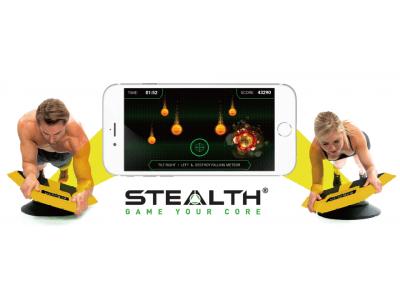 毎日たった3分!スマホゲームするだけでダイエットができる体幹トレーニングマシン「Plankster」が登場!