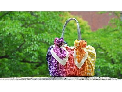 風呂敷を愛して11年。風呂敷を知り尽くしたプロがつくる、バッグと風呂敷のコラボレーション「ふろしきぶるバッグ」