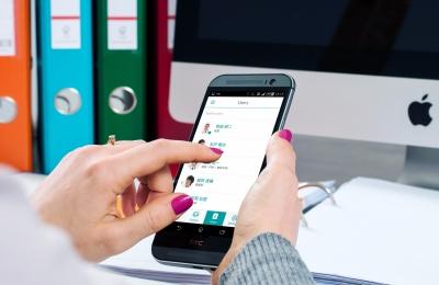 医療用メッセージングサービス「メディライン」に医療施設設置アプライアンスサーバ版を発表