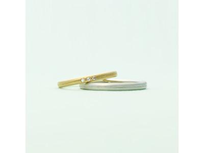 北欧スタイルの結婚指輪『Marriaged Marriage(マリッジド・マリッジ)』、新作「Rukous(ルコス)」を販売開始