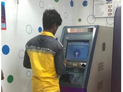 OKI、ATM3,500台をインド最大手のインドステイト銀行から受注