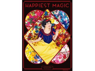 発売日に大重版決定!東京ディズニーリゾート35周年を祝してミッキーをはじめ、ディズニーキャラクターを写真家・蜷川実花がとらえた作品集が大ヒット!