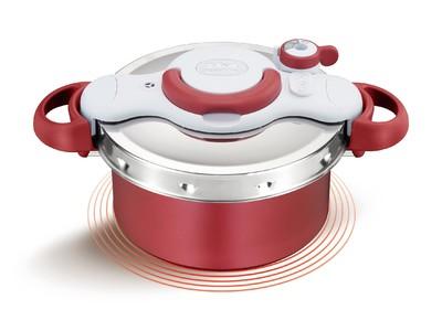 圧力鍋となべがひとつになった、2 in 1なべ「クリプソ ミニット デュオ ルージュ」 リニューアル発売!