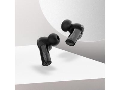 【Belkin】サードパーティー初のApple Find My対応ワイヤレスイヤホン!※1「SOUNDFORM Freedom完全ワイヤレスイヤホン」6月21日(月)発売!