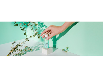 手肌の清潔*と肌へのやさしさを兼ね備えた、オーガニック認証取得のハンドジェルが、メルヴィータから新発売