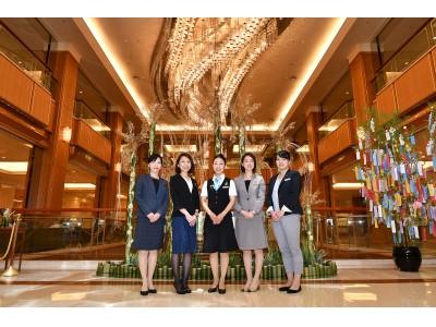 【ロイヤルパークホテル】女性活用の一環として商品開発チーム「ミルキーウェイ」を結成! 第1弾商品「ふわテラ」を販売。