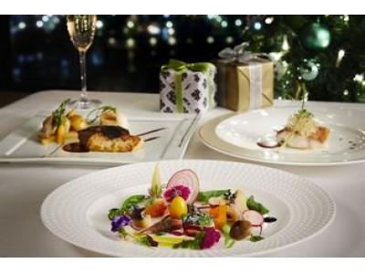 【ロイヤルパークホテル】珠玉のディナーや多彩なブッフェなど「クリスマス限定メニュー&ステイプラン」発売中。