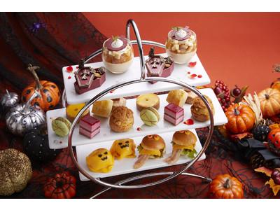 【ロイヤルパークホテル】ホテルでスタイリッシュに楽しむ大人の「ハロウィンフェア」、10月開催!