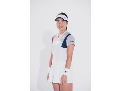 LuLuLun(ルルルン)がプロテニスプレーヤー、日比野菜緒選手と所属契約を締結