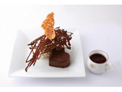 ベルギー王室御用達チョコレートブランド「ヴィタメール」神戸大丸店にて 2/1(木)より『スフレ・オ・ショコラ』を販売いたします。