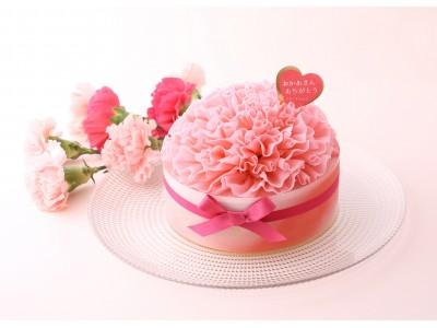 母の日限定!大輪の「カーネーション」ケーキを「アンテノール」より発売。