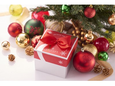 きらめく星に願いを。2018 「アンテノール」のクリスマスギフトを発売いたします。