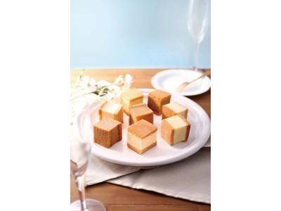 アンテノール 神戸そごう店から、新しいチーズケーキが新登場!10月24日(水)リニューアルオープン
