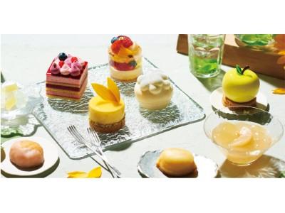 """日本の夏を愛でる""""にっぽんの洋菓子""""四季菓子の店 HIBIKA(ひびか)6/1(土)より""""夏の四季菓子""""を発売いたします。"""