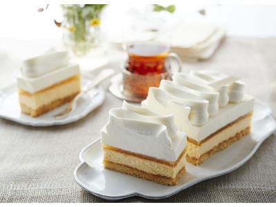 究極の口どけチーズケーキを全国へお届け!【アンテノール】 お取り寄せ限定ケーキを発売スタート