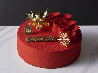 ベルギー王室御用達チョコレートブランド「ヴィタメール」がお届けする2020年クリスマスケーキコレクション10月中旬よりご予約受付開始