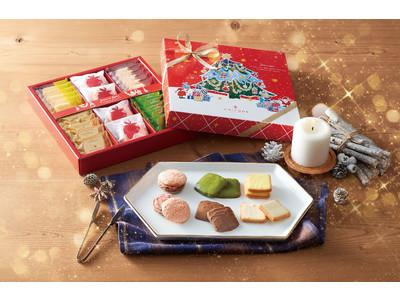 小さなサンタとスノーマンの物語。「アンテノール」 クリスマス限定焼き菓子を発売いたします