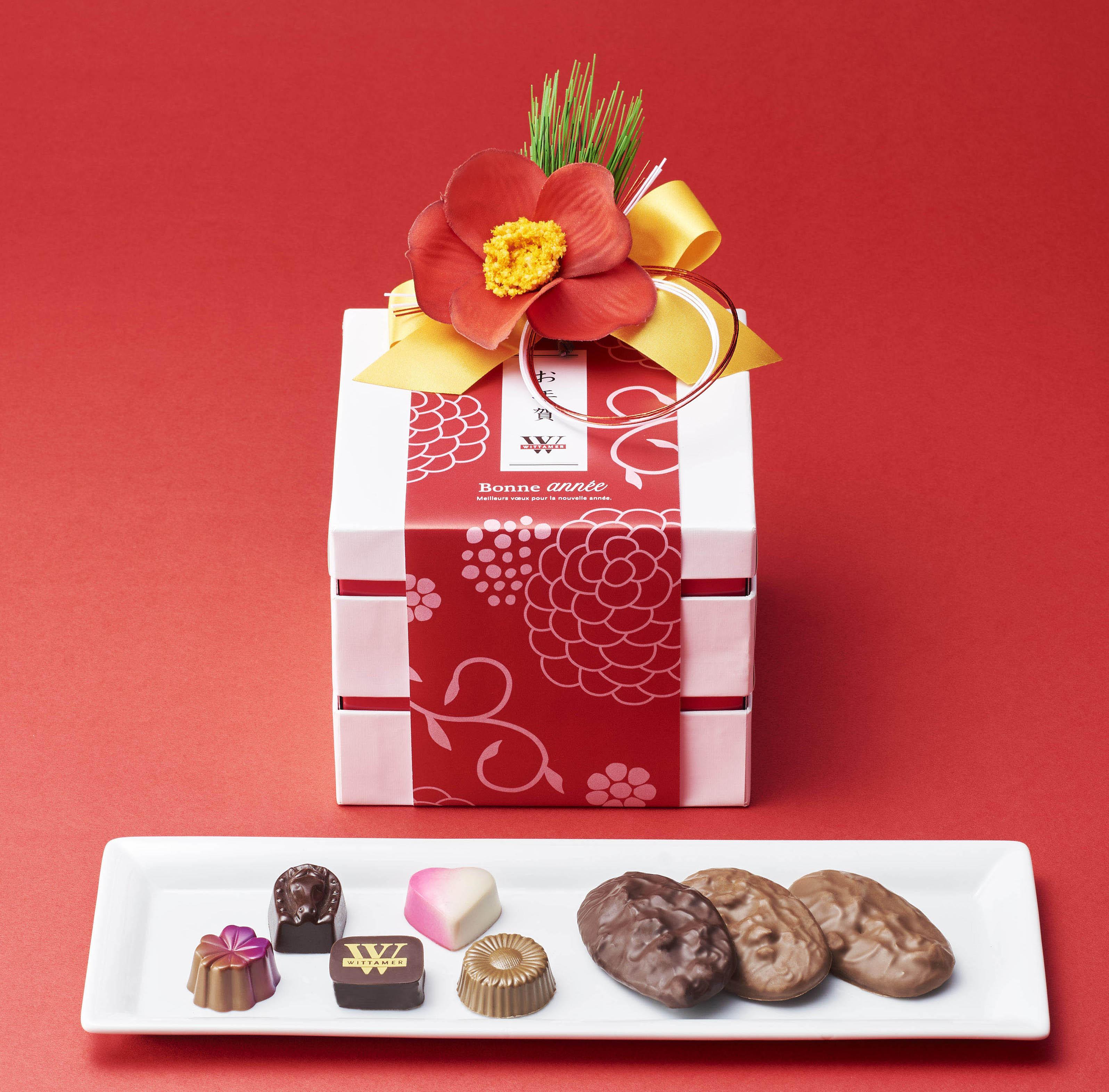 ベルギー王室御用達チョコレートブランド「ヴィタメール」12/18(金)より お正月限定ギフトを販売いたします