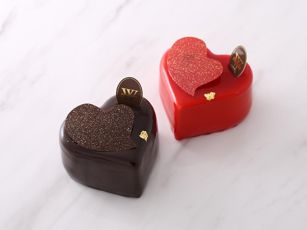 ベルギー王室御用達チョコレートブランド「ヴィタメール」バレンタイン限定ケーキをご紹介いたします
