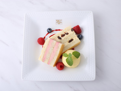 ベルギー王室御用達チョコレートブランド「ヴィタメール」神戸大丸店にて 12/1 (火)より『ミゼラブル・プレート』を販売しております