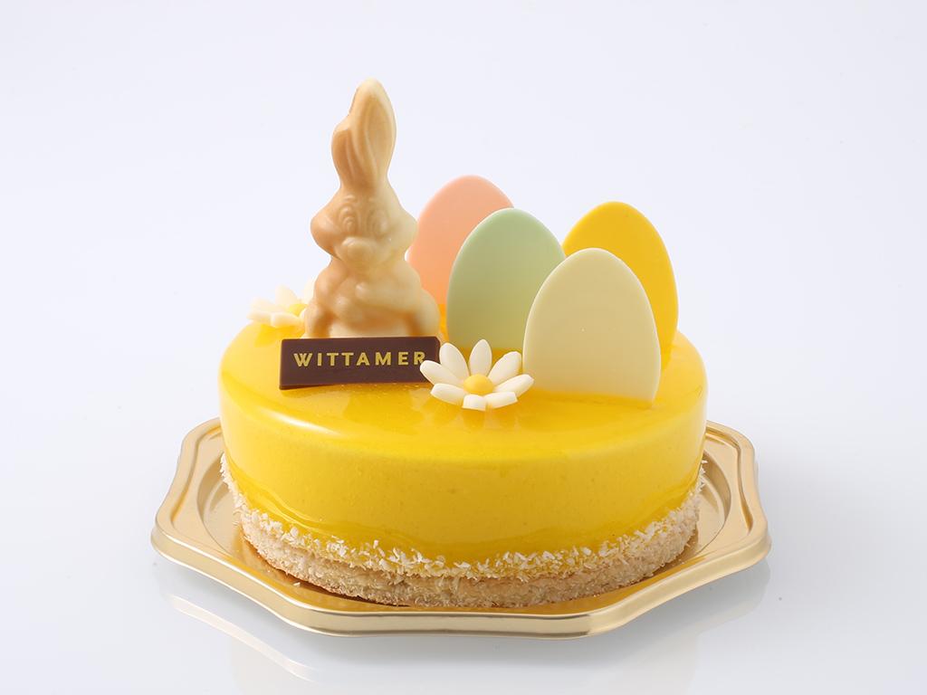 ベルギー王室御用達チョコレートブランド「ヴィタメール」イースター限定ケーキを販売いたします
