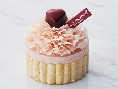 ベルギー王室御用達チョコレートブランド「ヴィタメール」 母の日限定ケーキを販売いたします