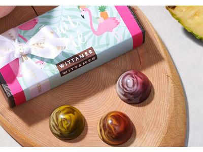 ベルギー王室御用達チョコレートブランド「ヴィタメール」夏の限定ショコラを販売いたします