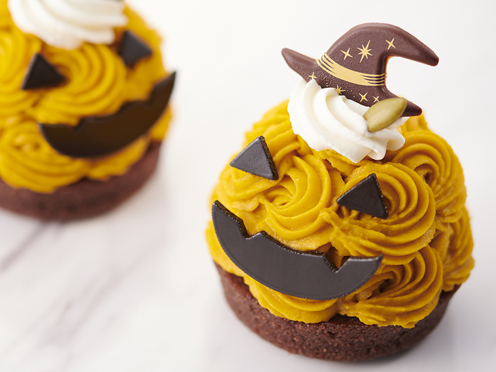 ベルギー王室御用達チョコレートブランド「ヴィタメール」ハロウィン限定ケーキをご紹介いたします。