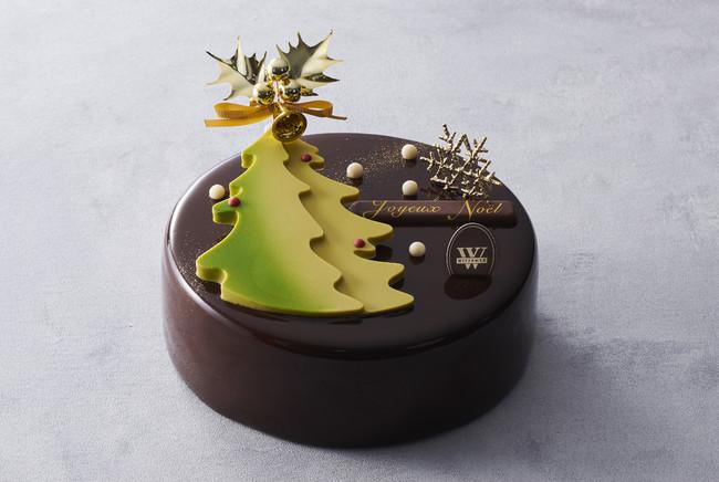 ベルギー王室御用達チョコレートブランド「ヴィタメール」がお届けする2021年クリスマスケーキコレクション10月中旬よりご...