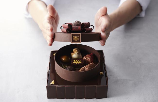 ベルギー王室御用達チョコレートブランド「ヴィタメール」2021年 予約限定のクリスマスケーキを販売いたします