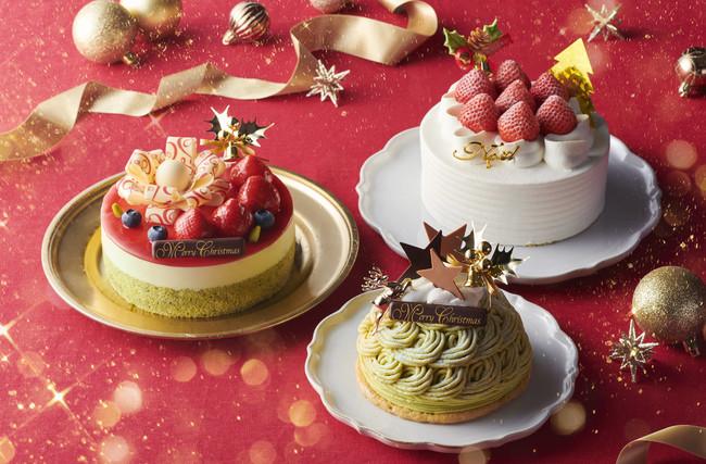 おうちパーティーを盛り上げる【アンテノール】のクリスマスケーキ。2021年新作は、もみの木をイメージした「ピスタチオツリ...