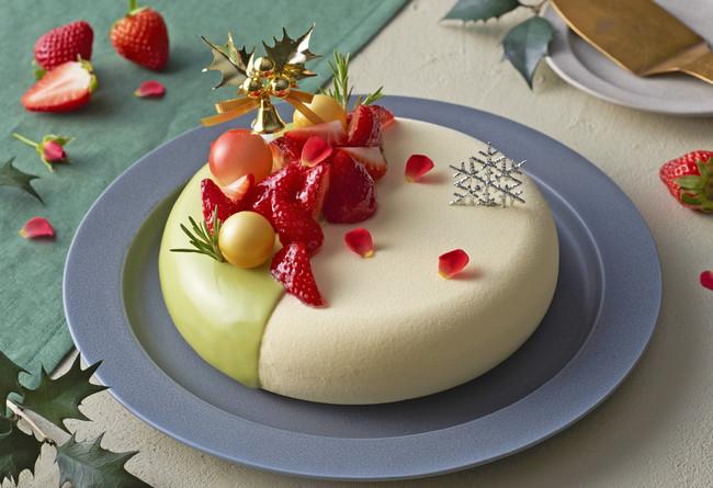 四季菓子の店 HIBIKA(ひびか)冬の夜を彩るクリスマスケーキのご案内