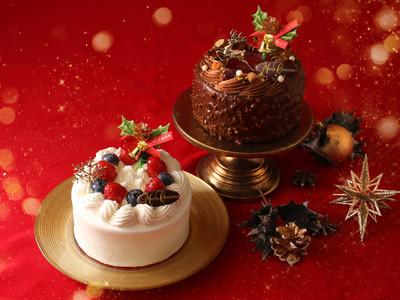 遠く離れた家族にも贈れる、通販限定クリスマスケーキを【アンテノール】から予約発売開始!全国へ、つくりたての美味しさをそのままにお届けします。