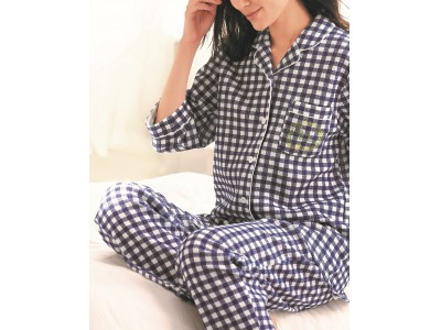 6月18日 数量限定発売 「心地良い眠りのための夏パジャマ ワッフル調」