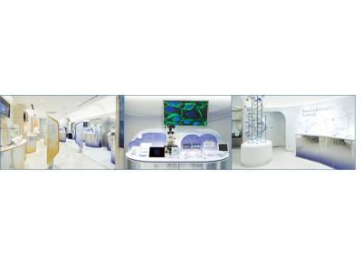 お客様の「美」と「健康」をかなえる「ファンケル 銀座スクエア5階」を『ファンケル 研究技術ギャラリー』としてリニューアル
