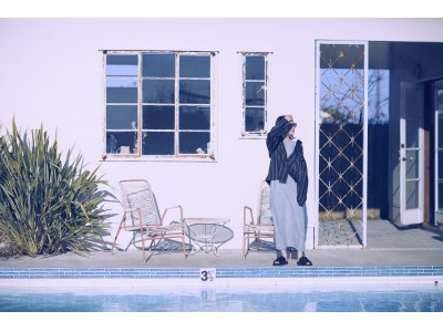 夏のコーディネートを盛り上げる! 人気ファッションディレクター野尻美穂監修アイテム第4弾発売。