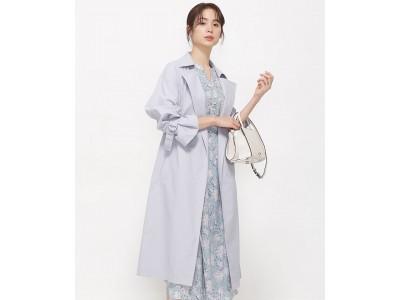 スプリングコートの悩みを一括解消!! nano・universeからこの春注目の洗えるコートと動けるコートが発売!