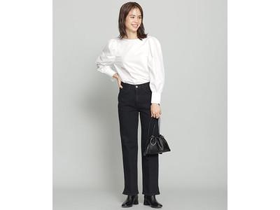 ナノ・ユニバースと女性のためのジーンズブランド「SOMETHING」との別注デニムが販売開始!